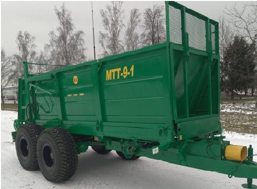 транспортер для мтт 9